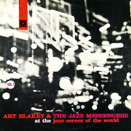 portada jazz bluenote artblakey